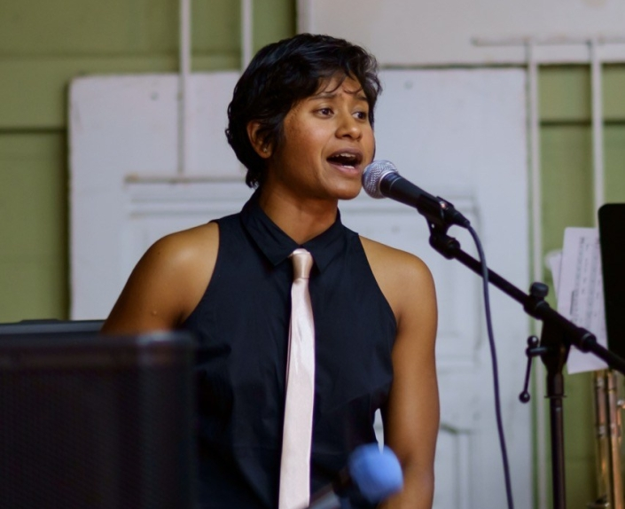 megha vocal